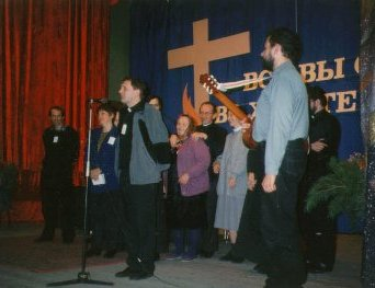 В Борисове прошла экуменическая молитвенная встреча